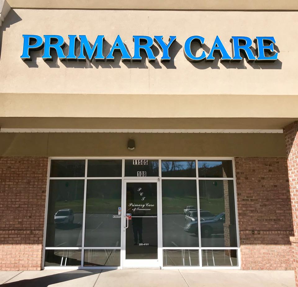 primary care of tennessee